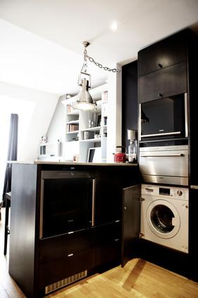 Une mini cuisine tout compris