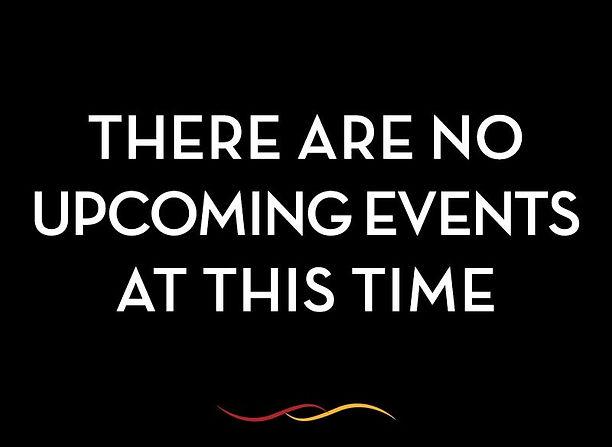 No upcoming events