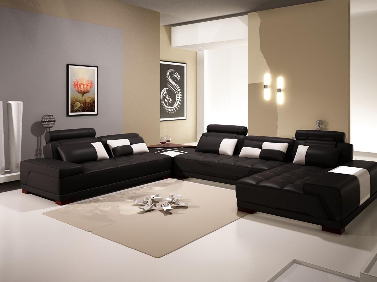 Awesome Salon Moderne Americain Ideas - House Interior ...