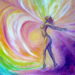 energimaleri: letting go