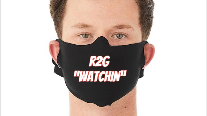 R2G Face Mask