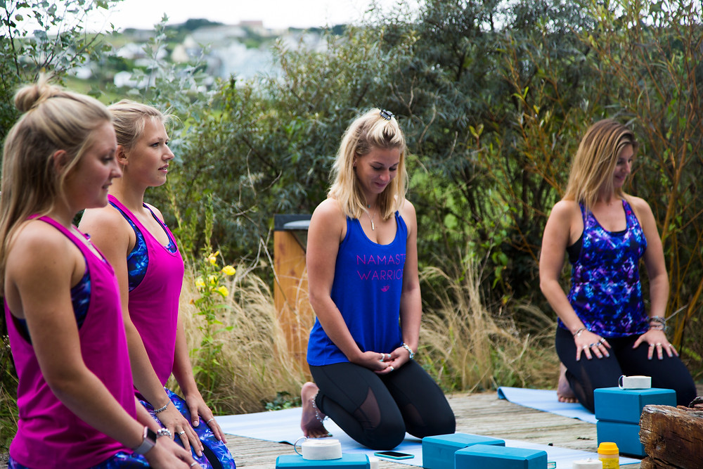 cornwall surf and yoga retreat