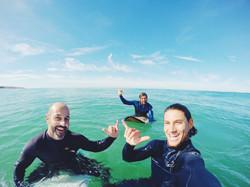 Morocco surf and yoga retreat wild