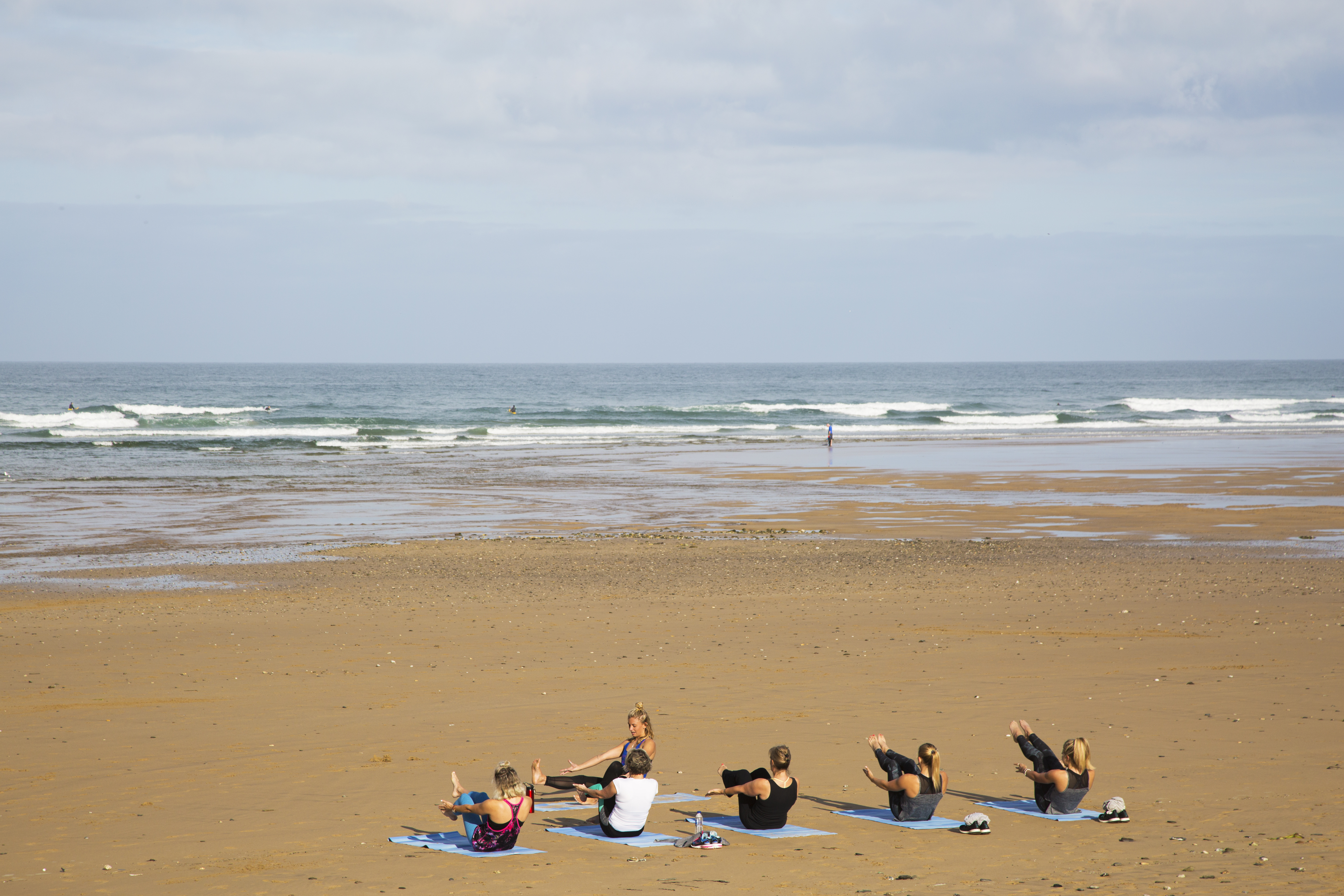 Yoga In Cornwall
