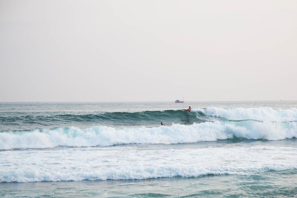 sri lanka surf blog