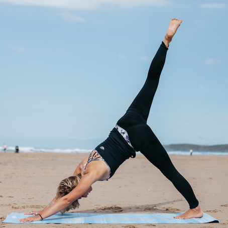 3 Yoga Poses To Change Your Surfing