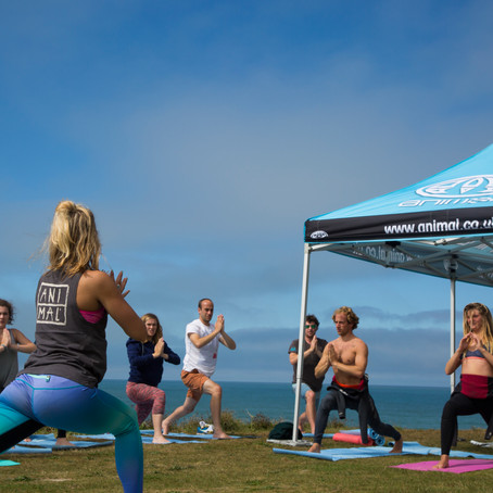 Retreats: Surf And Yoga Festival Cornwall!