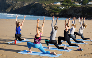 cornwall yoga meditation