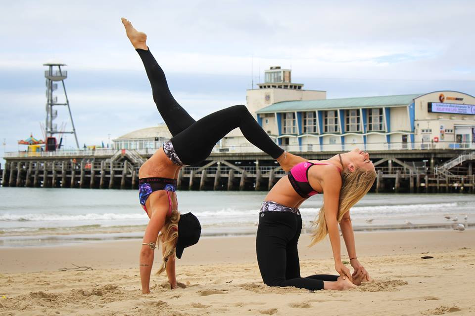 Animal 30th Anniversary Bournemouth Yoga Philly Lewis Alan Stokes SUP Sophie Mad To Live Rosie Underwood Wild & Free Adventures Kim Hartwell
