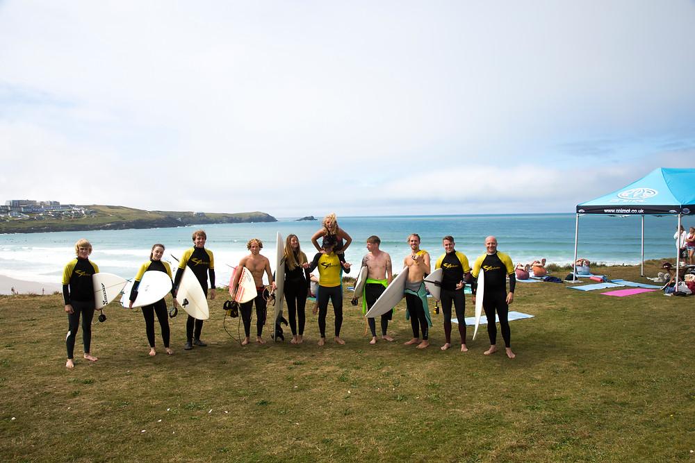 surf sanctuary fistral