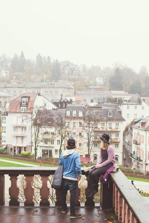 baden baden town, germany