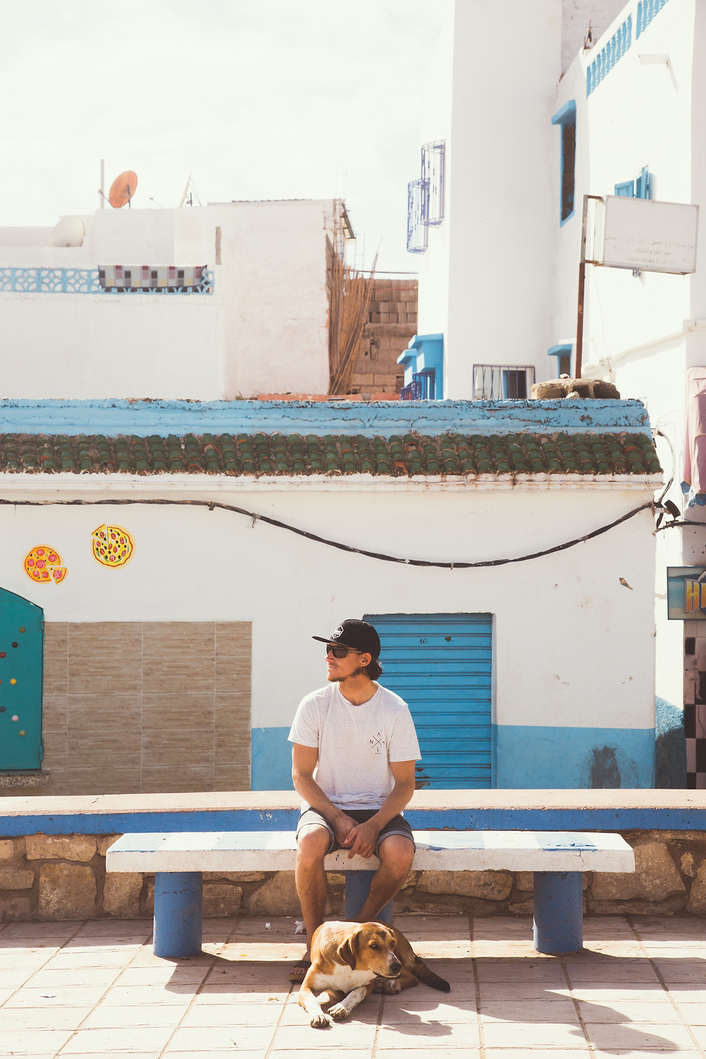 Morocco surf and yoga wild and free
