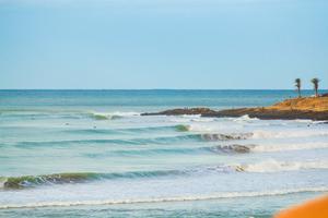 Surf break morocco