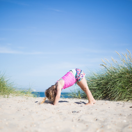 4 Benefits of Yoga for Children