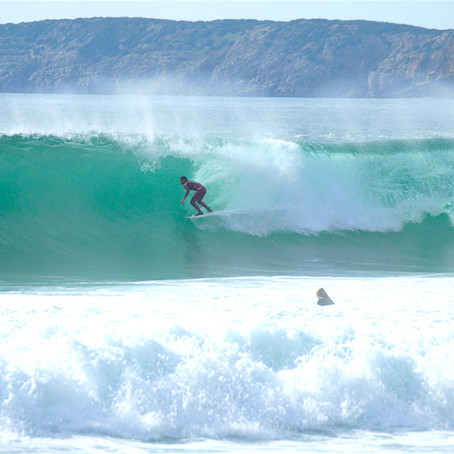 3 Best Surf Breaks in Southern Portugal