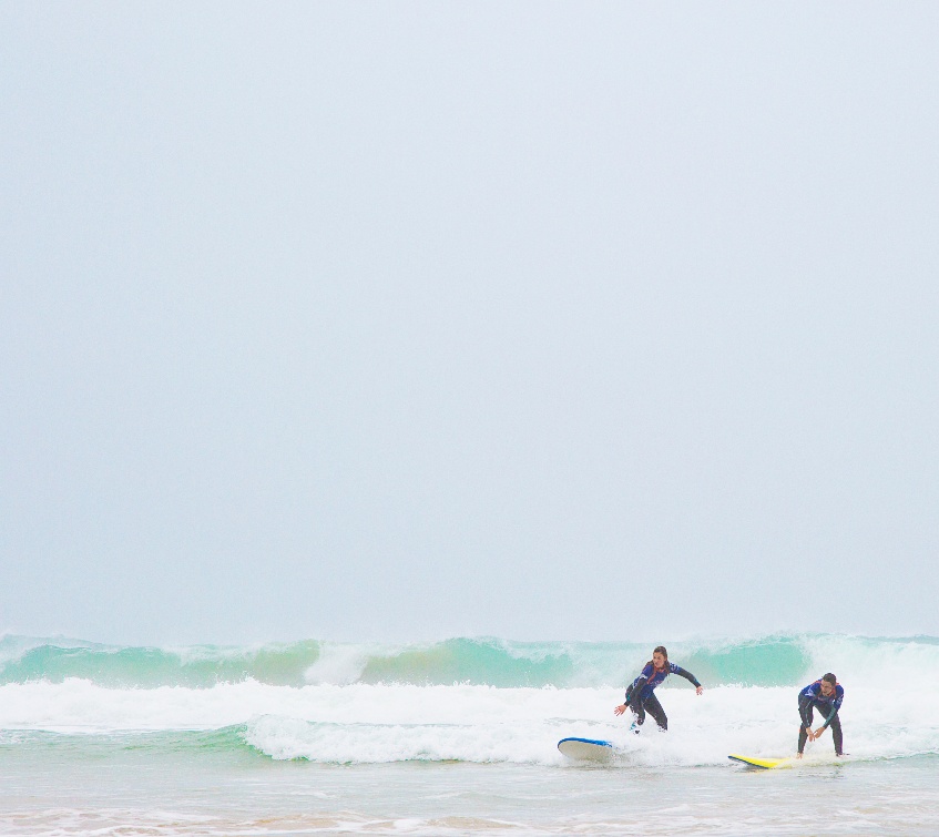 Cornwall Surf and Yoga