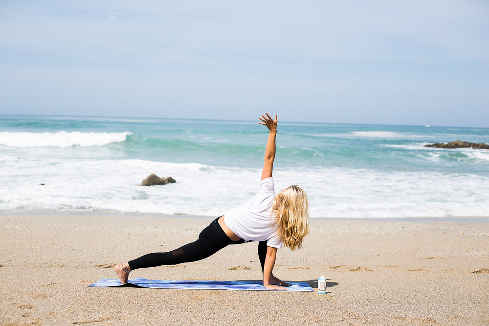 Wild & Free Adventures Surf and Yoga Philly Lewis Alan Stokes Jimmy's Iced Coffee Yoga for Surfers