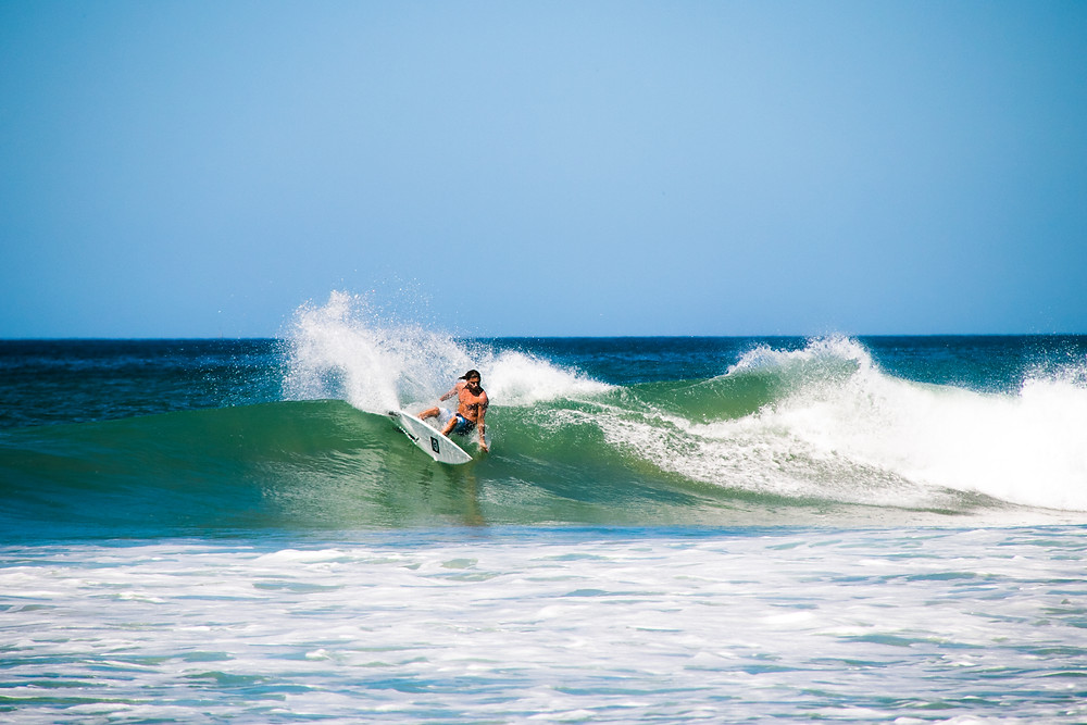 Alan Stokes Wild And Free Adventures Costa Rica surf and yoga retreat wavelength magazine how to