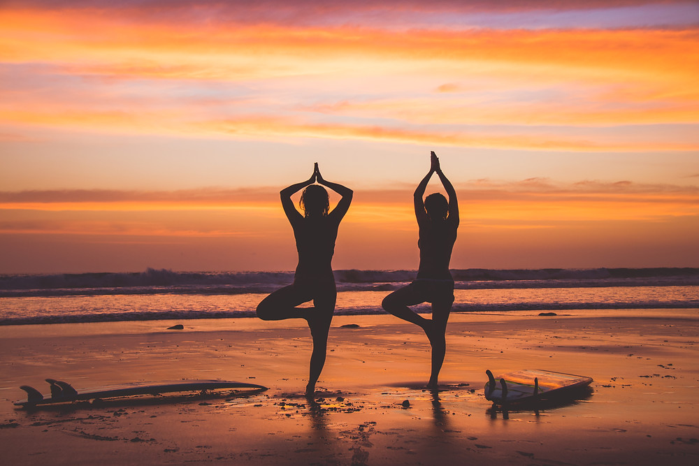 Wild and Free Costa Rica surf and yoga retreat