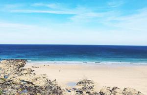 Cornwall Summer Fistral