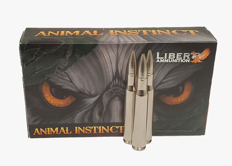 Liberty Ammunition Animal Instinct 30.06