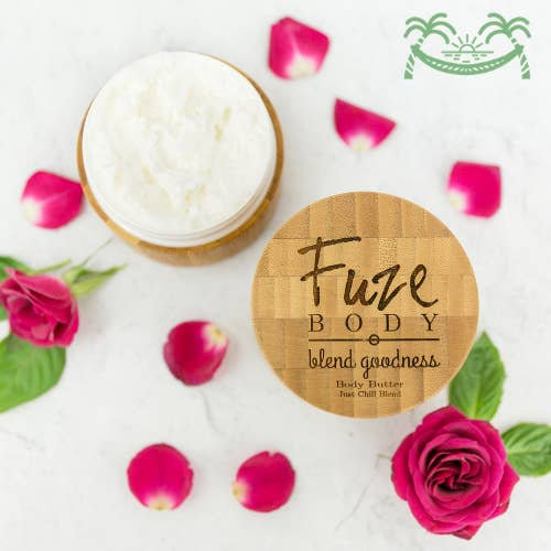 Fuse Rose Body Butter