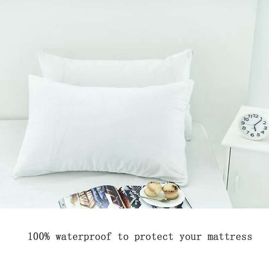 1PC 50X70CM Cover for Pillow Anti Mites BedBug Proof Pilow Case