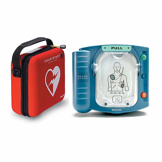 Philips HeartStart OnSite AED with Carry Case