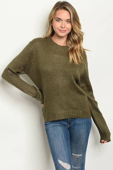 Shop the Trends Knit Sweater