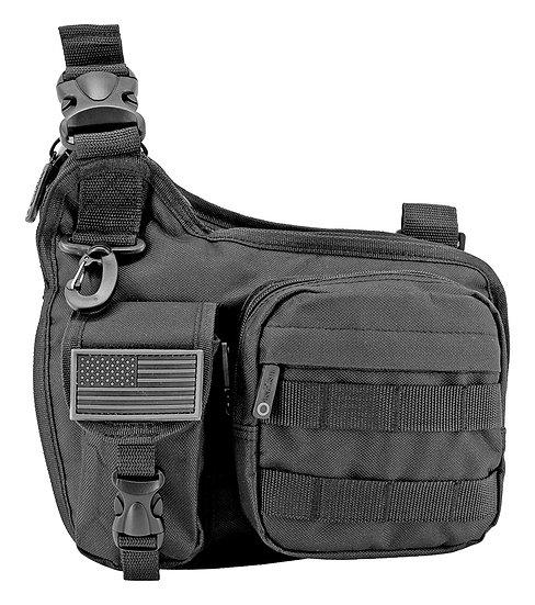 Gun Slinger Tactical Bag - Black