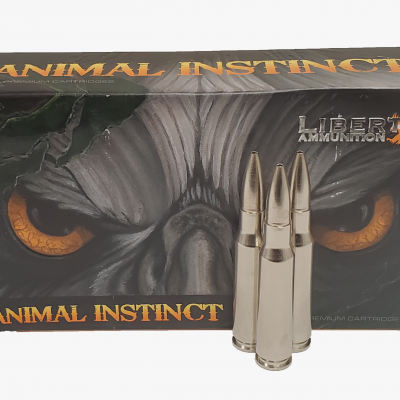 Liberty Ammunition Animal Instinct .308 Winchester