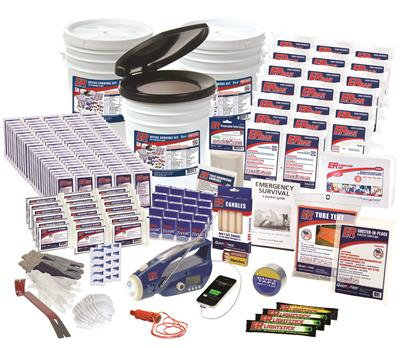20 PERSON ULTIMATE DELUXE SURVIVAL KIT