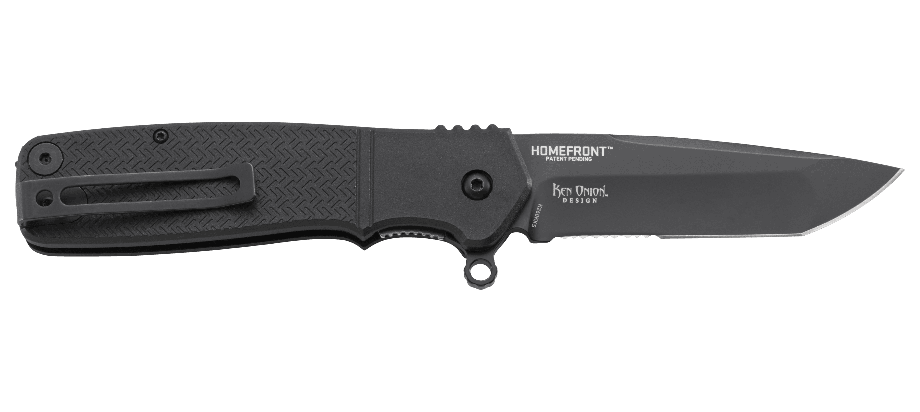 CRKT Homefront Tactical Designed by Ken Onion in Kaneohe, Hawaii