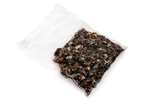 Рубец говяжий неочищенный замороженный (мелкорезанный) (1 кг)