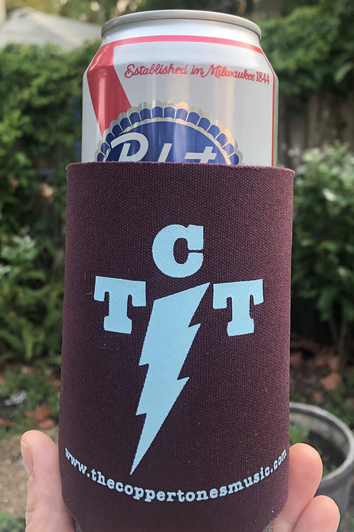TCT Can Koozie