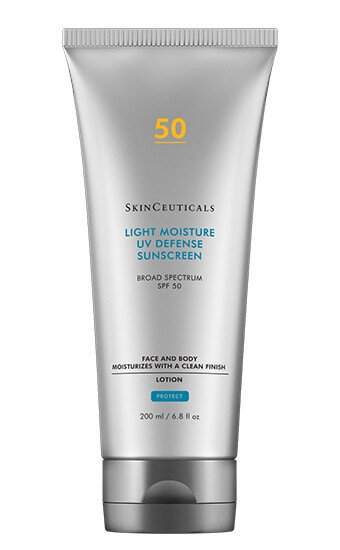 SkinCeuticals SPF 50 Light Moisture UV Defense Sunscreen