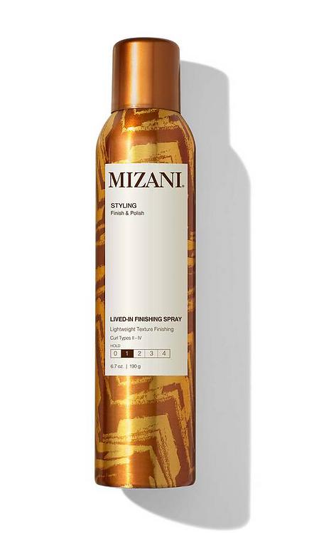 Mizani Lived-In Finishing Spray