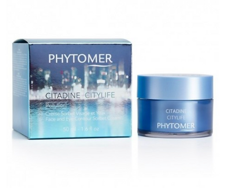 Phytomer Citylife Cream Face and Eye Contour Cream