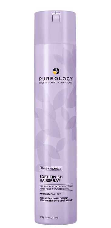 Pureology Style + Protect Soft Finish Flexible Hairspray