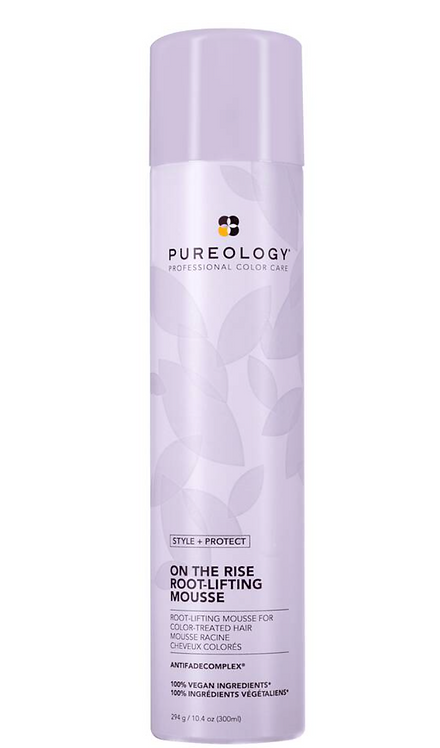 Pureology Style + Protect On the Rise Root-Lifing Hair Moose
