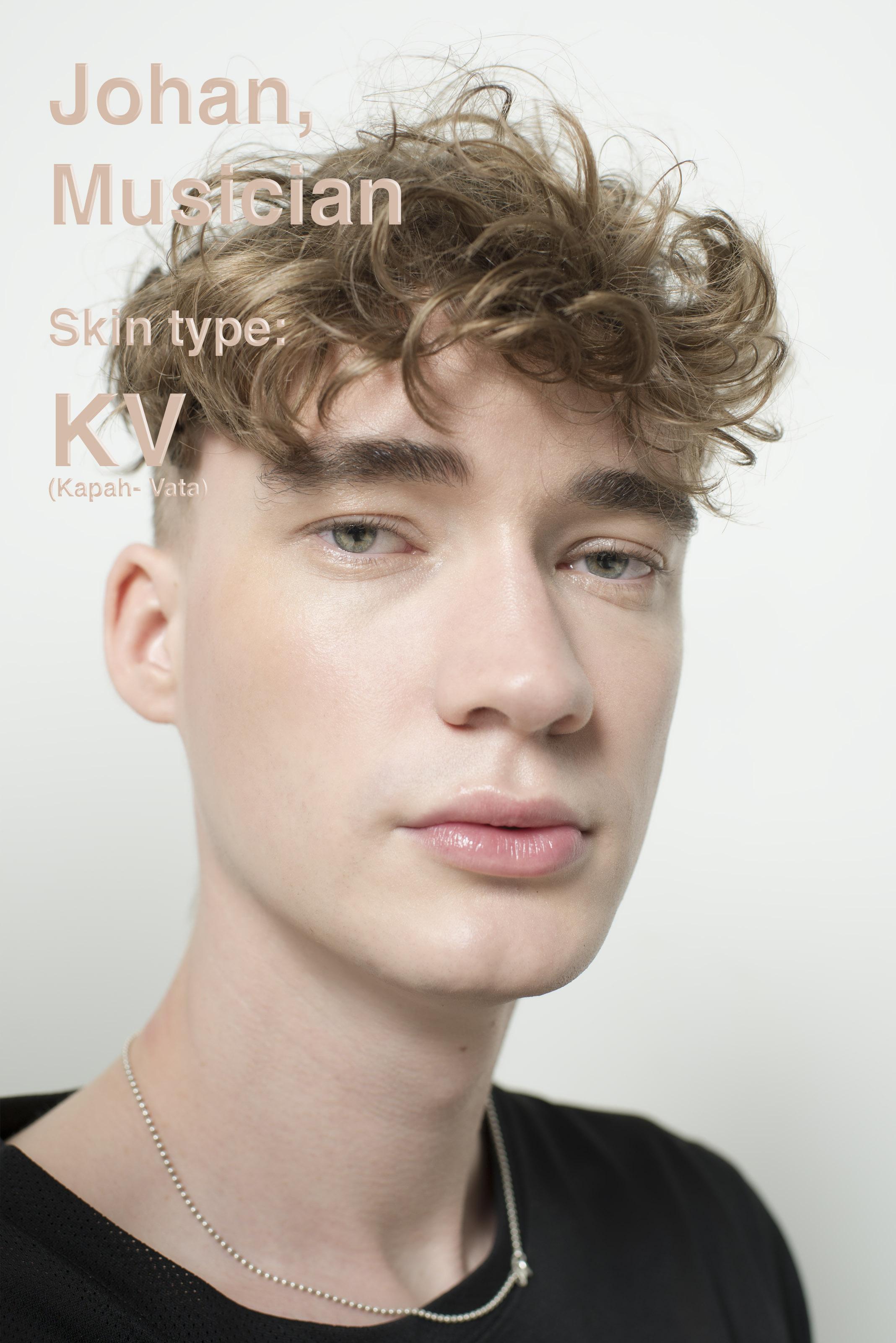 johan skin type