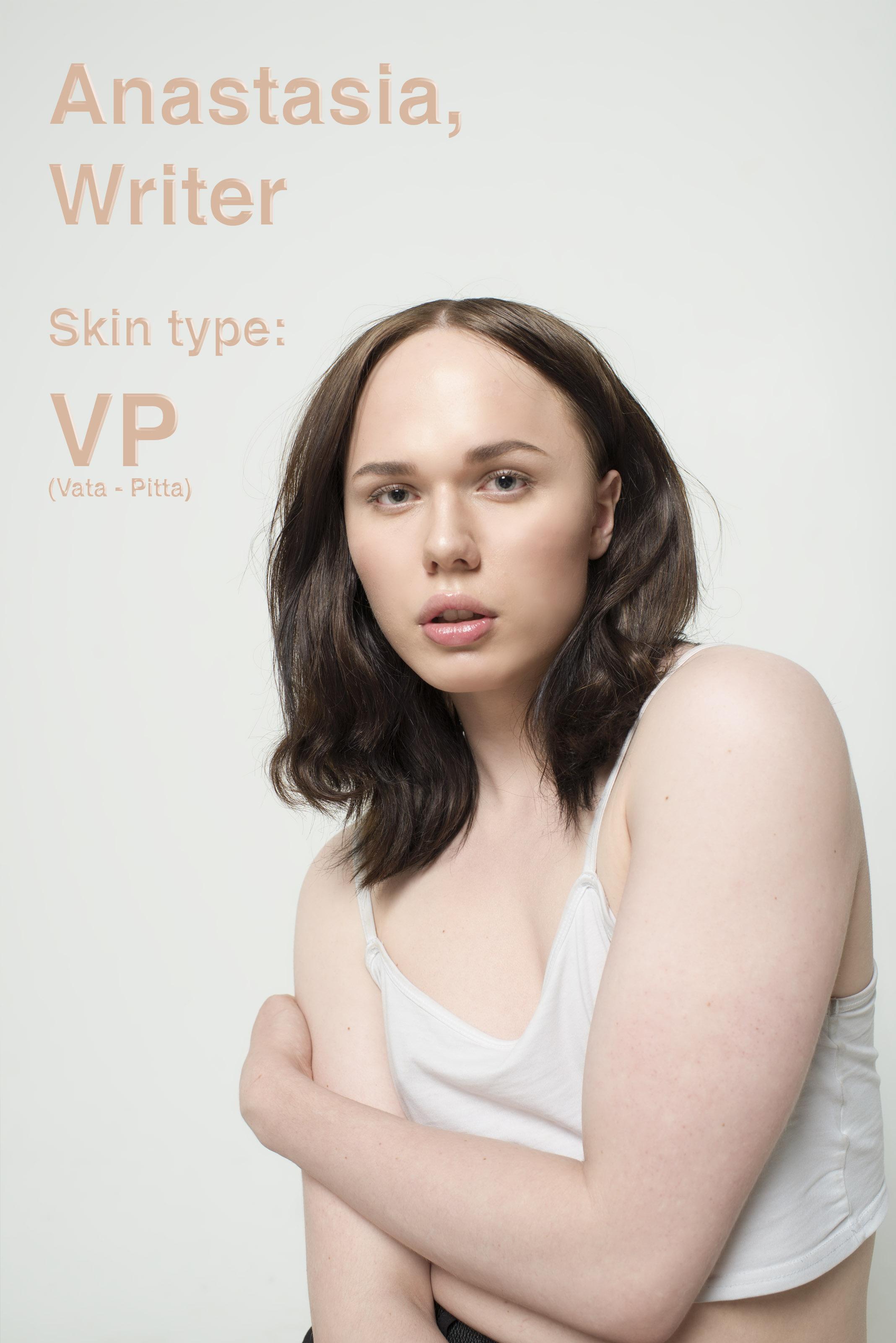 anastasia skin type