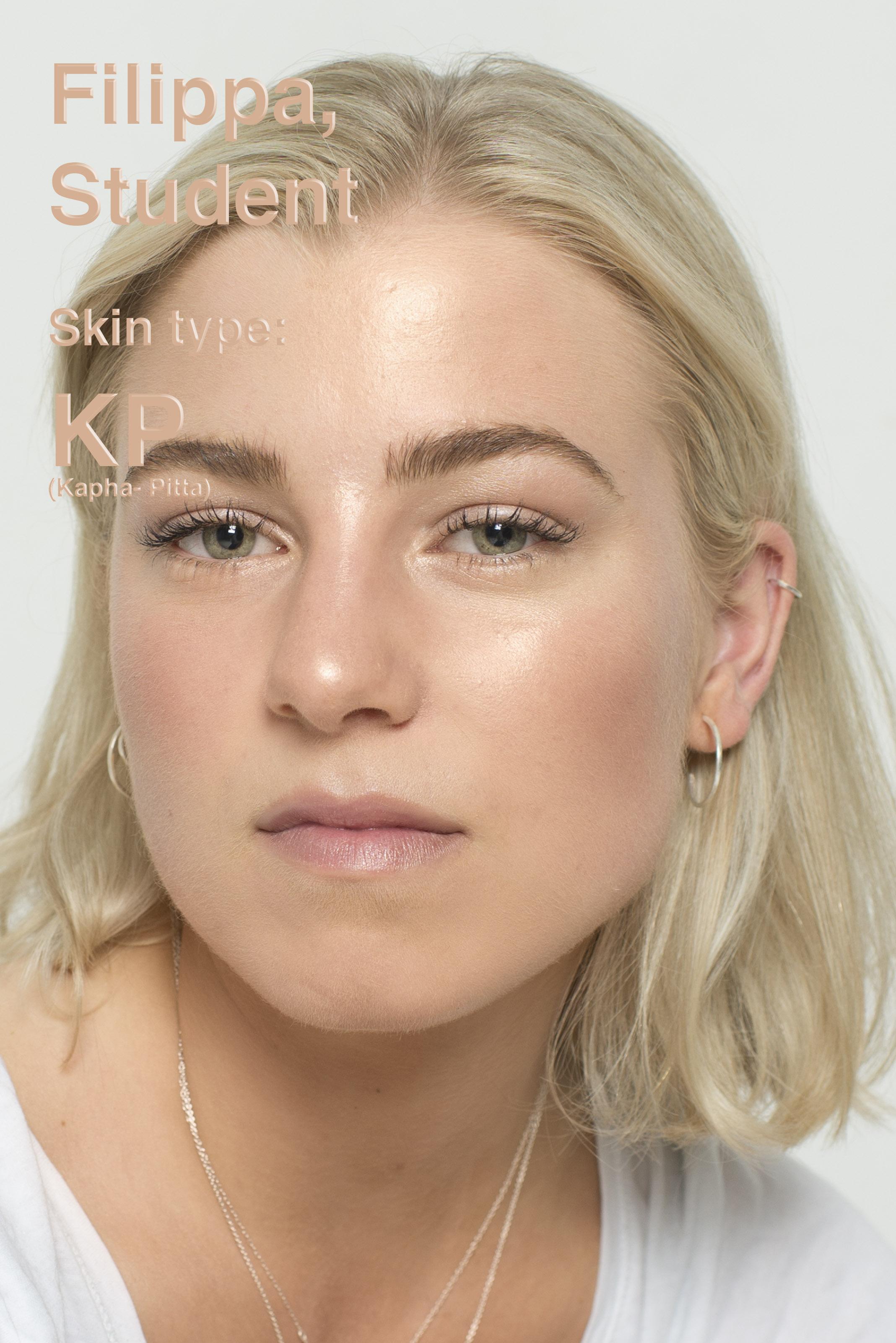 filippa skin type