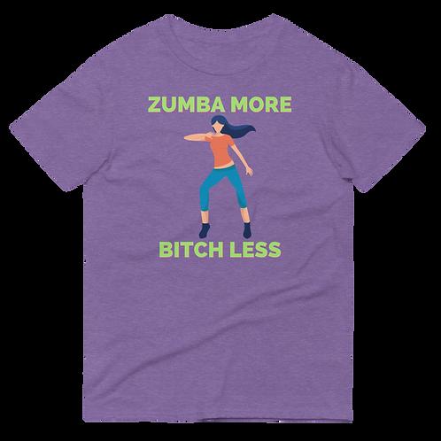 Zumba Unisex Short-Sleeve T-Shirt