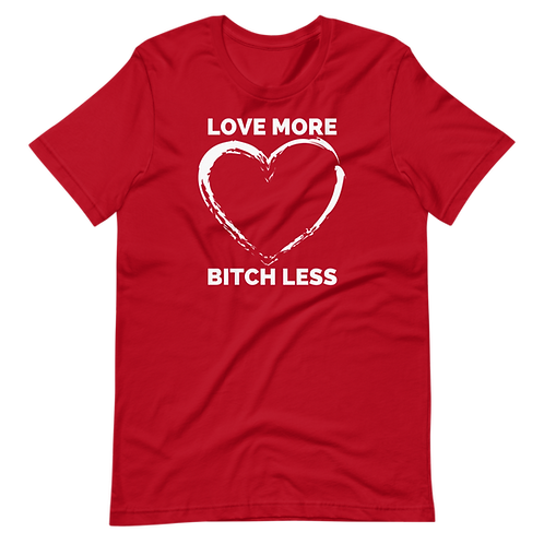 LOVE MBL Short-Sleeve Unisex T-Shirt