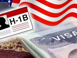 USCIS ISSUES UPDATE ON H-1B CAP ELECTRONIC REGISTRATION SYSTEM
