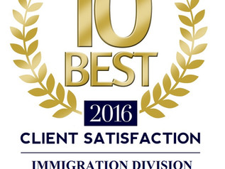 Simone Williams recognized as one of 10 Best Attorneys for Client Satisfaction!