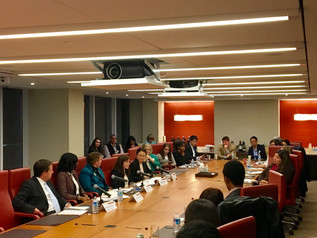 Simone Williams took part in a discussion on Asian Investment into the US: What's in Store for 2017