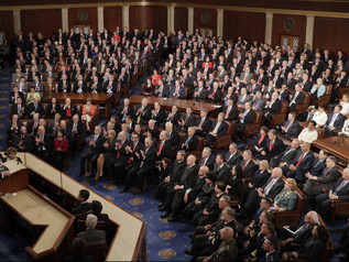Remarks by President Trump in State of the Union Address Concerning Immigration