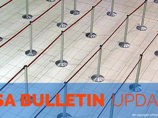EB-5 VISA BULLETIN FOR NOVEMBER 2019